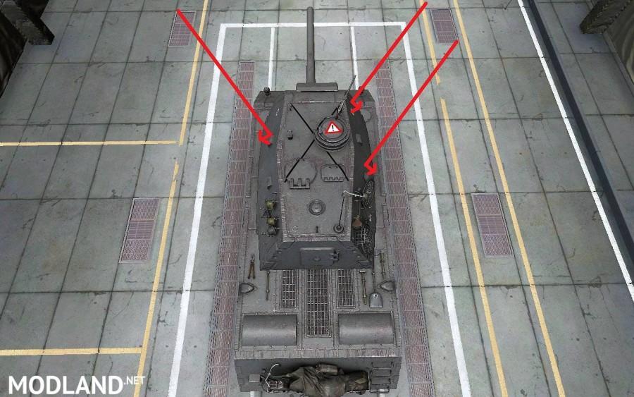 VK 168 armor angle help 2 [1.2.0]